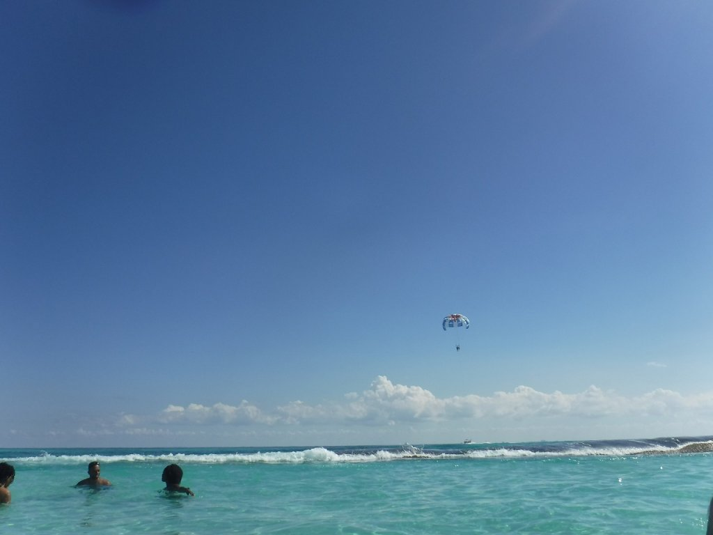 Azul Beach Resort The Fives Playa Del Carmenのビーチ2