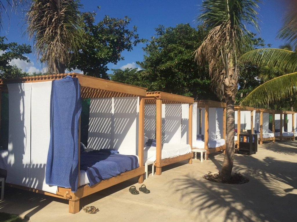 Azul Beach Resort The Fives Playa Del Carmenのメインプール4