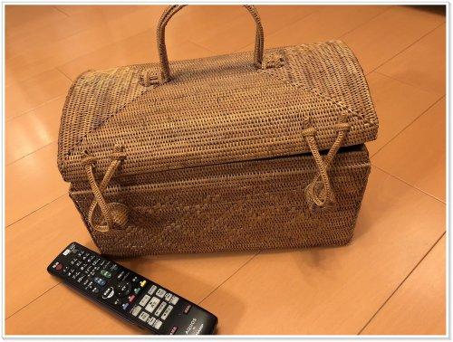 バリ島お土産でアタ雑貨を買うなら絶対にバリハンディ!実際に購入した大きな物入れ