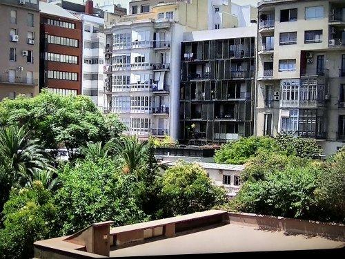 コンデス デ バルセロナ新館客室_窓から見える景色