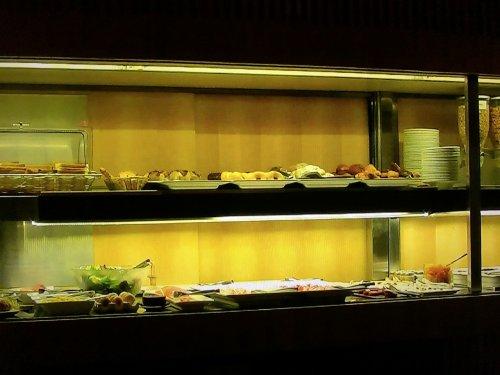 コンデス デ バルセロナ朝食_ビュッフェメニュー