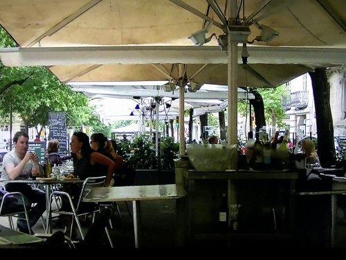 バルセロナのレストラン旨すぎてまた行きたいお店No.2タジェール・デ・タパステラス席