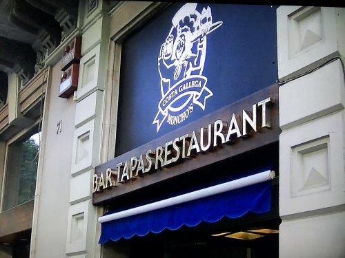 バルセロナのレストラン旨すぎてまた行きたいお店No.3モンチョス外観