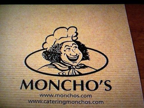 バルセロナのレストラン旨すぎてまた行きたいお店No.3モンチョスロゴマーク