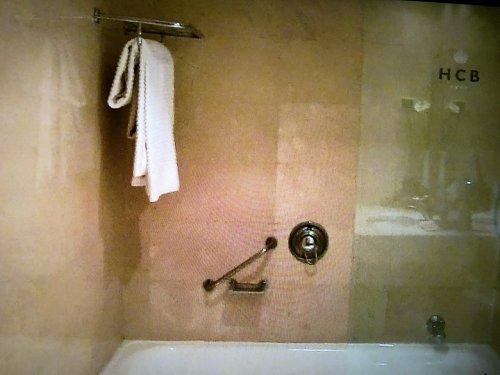 コンデス デ バルセロナ新館客室_浴槽