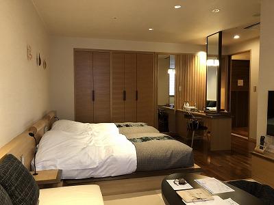 ニセコ昆布温泉鶴雅別荘杢の抄3F岩高蘭 客室_全景