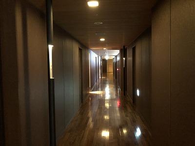 ニセコ昆布温泉鶴雅別荘杢の抄_3F廊下