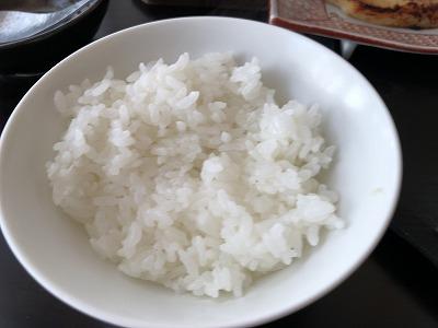 ニセコ昆布温泉鶴雅別荘杢の抄朝食_銀シャリ
