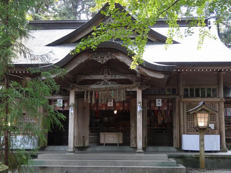 高千穂神社_拝殿