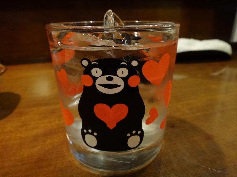 熊本の居酒屋で1・2を争う旨い馬刺し!馬肉料理むつ五郎_焼酎のくまモングラス