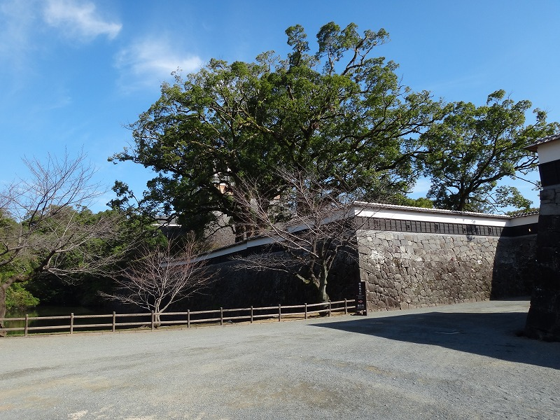 【熊本城復興祈願】熊本城_入り口門