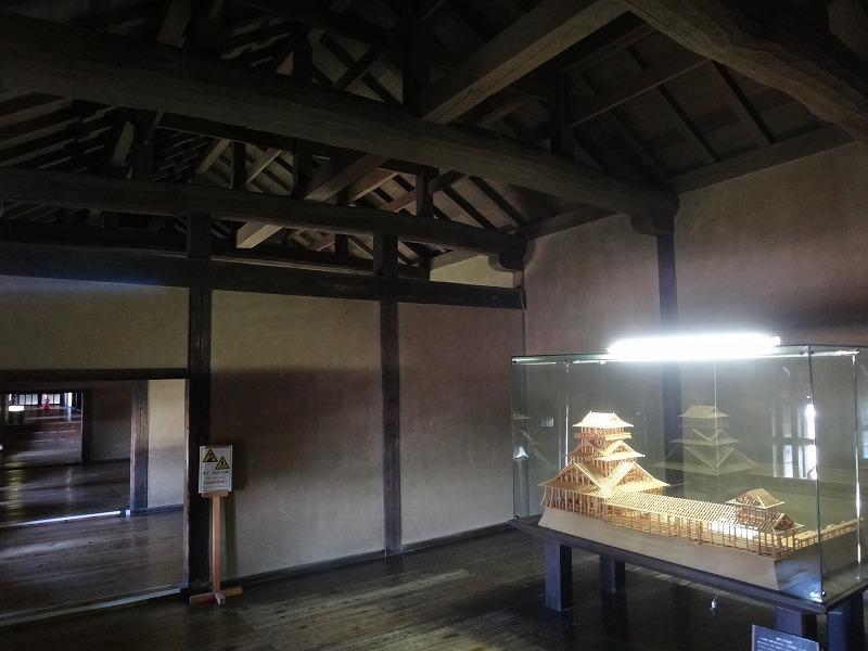 【熊本城復興祈願】熊本城_宇土櫓の中