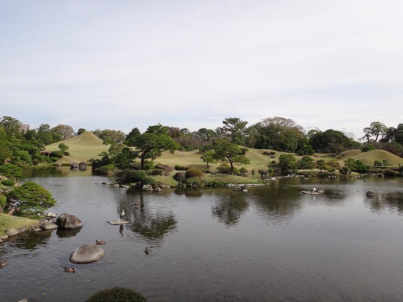 熊本水前寺公園