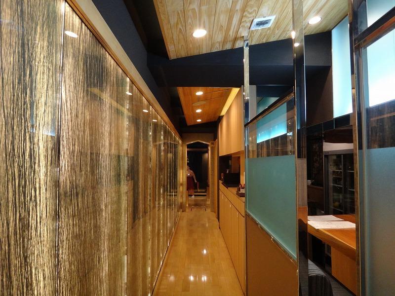 熊本の郷土料理を個室で味わえる五郎八離れ_店内廊下