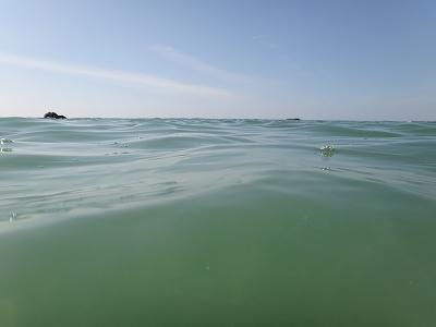 センシマーカオラック ゴールデンサイズビーチ_海の中