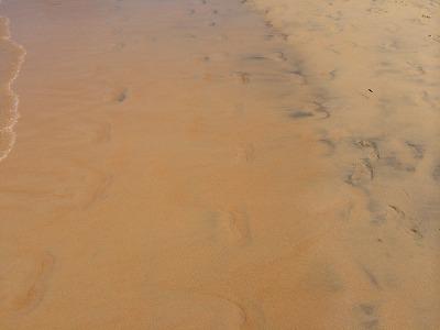 ザ・サンズ カオラック_ゴールデンサンズビーチの砂浜拡大写真