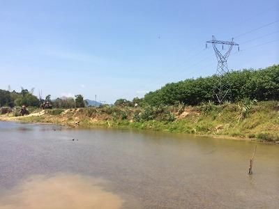 カオラックオプショナルツアー|AMエレファントトレッキング_入る川