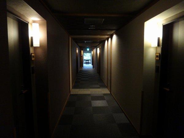 カムイの湯ラビスタ阿寒川_客室廊下