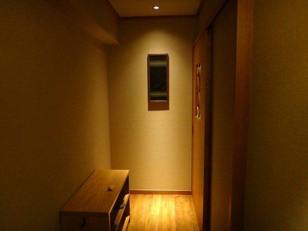 カムイの湯ラビスタ阿寒川_客室入り口前室