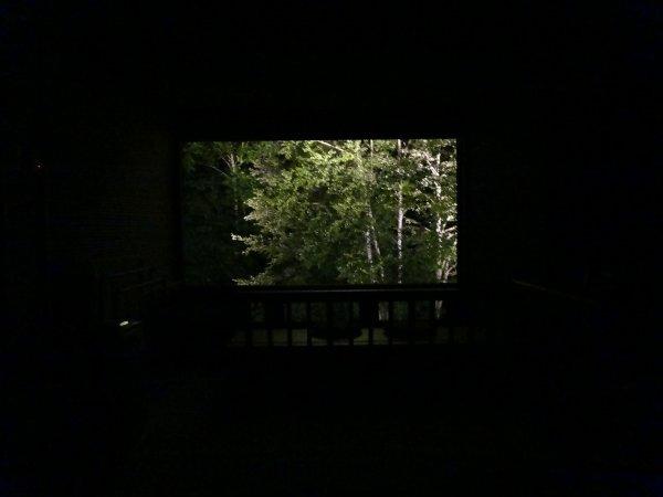 カムイの湯ラビスタ阿寒川森側の部屋_夜景3