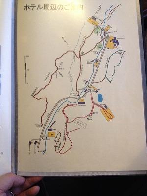 ラビスタ大雪山マウントビューツイン客室ご案内_ホテル周辺マップ