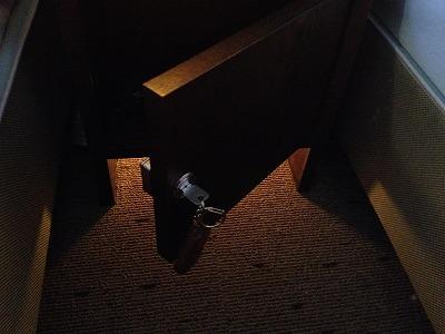 ラビスタ大雪山マウントビューツイン客室アメニティ_お部屋のセーフティBOX代わりのキー付きBOX