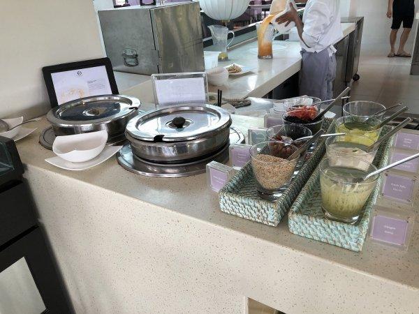 フュージョンマイアダナン朝食ブッフェ_麺コーナー1