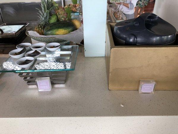 フュージョンマイアダナン朝食ブッフェ_日本食コーナー