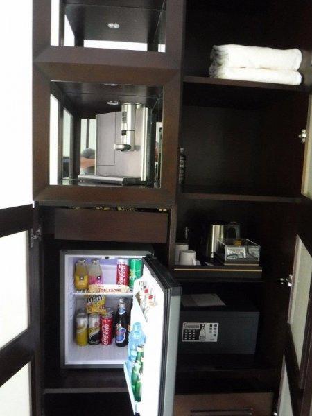 フュージョンマイアダナン部屋_客室収納スペース