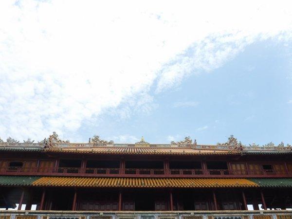 ベトナムフエ1日観光|世界遺産グエン朝王宮_入り口