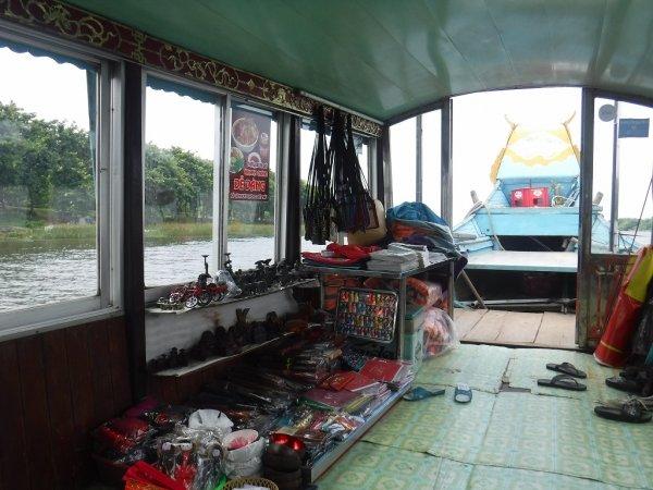 ベトナムフエ1日観光|ティエンムー寺からホン川をドラゴンボートで川下り