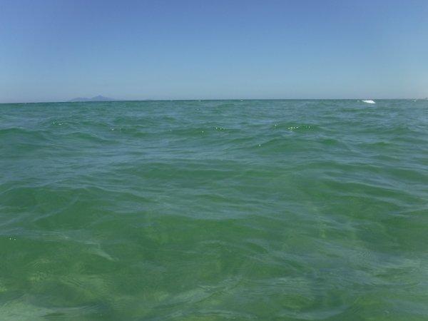 フュージョンマイアダナン_ビーチの海