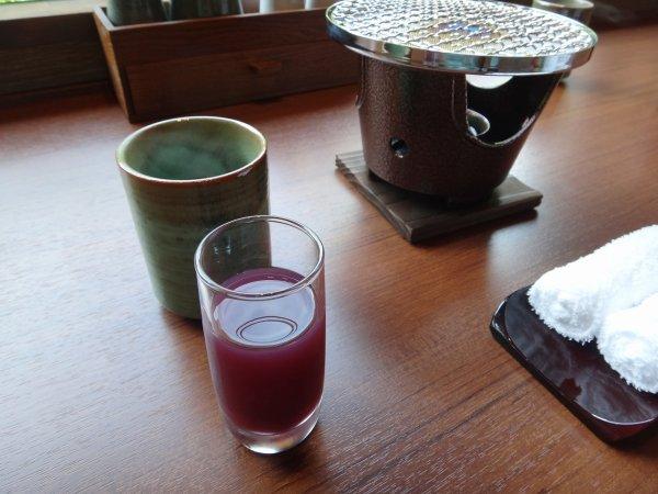 ラビスタ阿寒川の朝食_フレッシュジュース