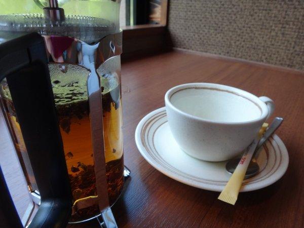 ラビスタ阿寒川の朝食_紅茶