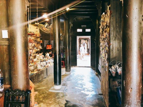 ホイアン旧市街観光_タンキ―の家(進記家)2