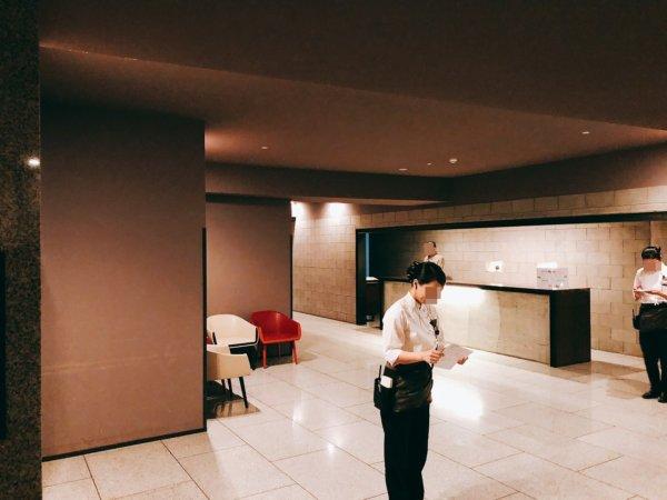 望楼NOGUCHI函館ブログ宿泊記【食事】夕食_2階食事処入り口
