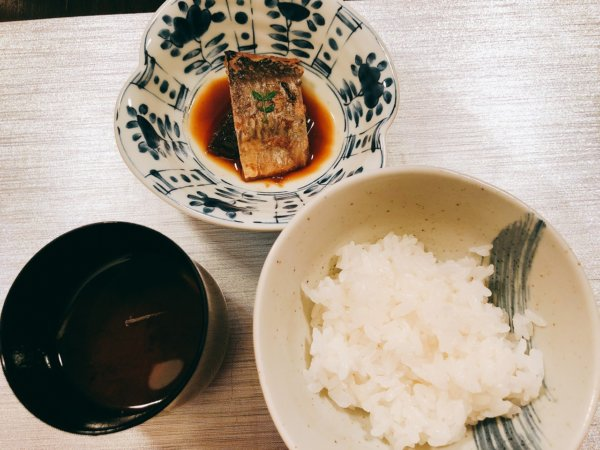 望楼NOGUCHI函館ブログ宿泊記【食事】夕食_8品目ご飯・留椀・香の物
