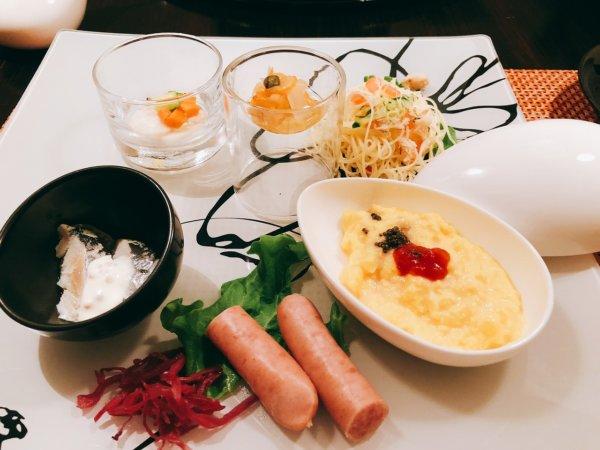 望楼NOGUCHI函館朝食_洋食メニュー_おもてなしの一皿