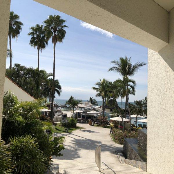 メキシコ_ハードロックホテルバリャルタ_プールエリア