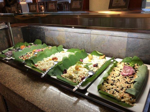 ハードロックホテルバリャルタのディナーレストラン_ブラジル料理 IPANEMA_ビュッフェ料理3