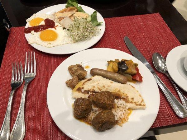 ハードロックホテルバリャルタ_オールインクルーシブ朝食_実食