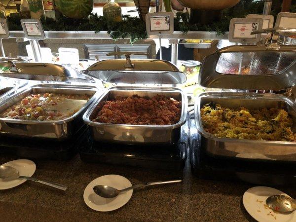 ハードロックホテルバリャルタのディナーレストラン_ブラジル料理 IPANEMA_ビュッフェ料理5
