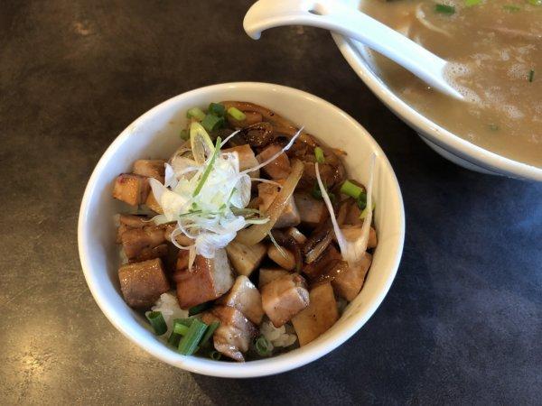 千歳にある人気ラーメン店『麺や麗(めんやれい)』_まかない飯