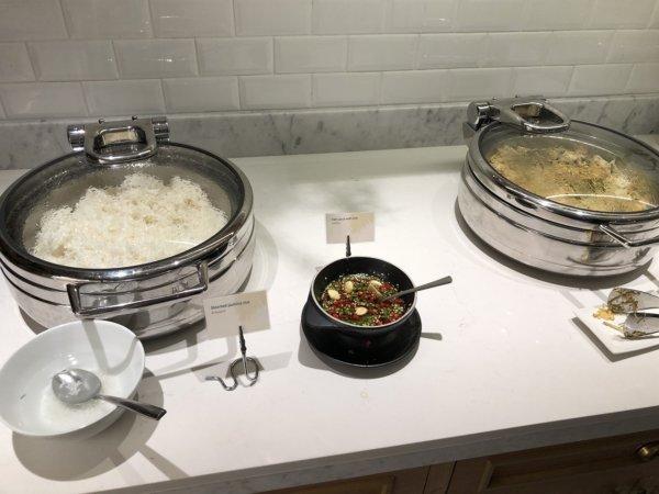 インターコンチネンタルパタヤリゾートの朝食_会場のお料理7