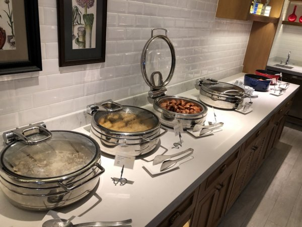 インターコンチネンタルパタヤリゾートの朝食_会場のお料理6