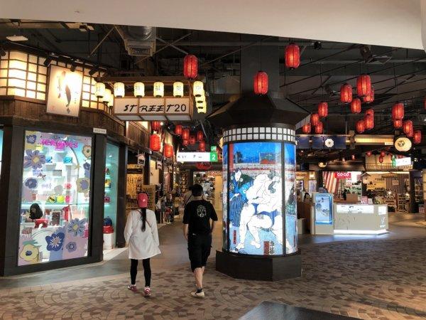 ターミナル21パタヤ_TOKYOフロア1
