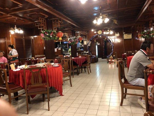 バンコクで贅沢な北京ダックをお安く味わえるグレートシャンハイ大上海飯店_店内の様子1