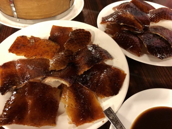 バンコクで贅沢な北京ダックをお安く味わえるグレートシャンハイ大上海飯店_イザ実食!_北京ダック2