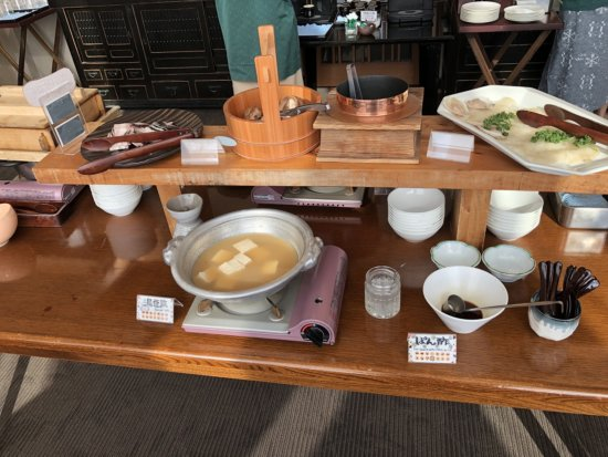 海の別邸ふる川_朝食メニュー10