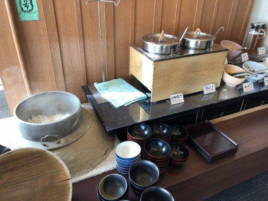 海の別邸ふる川_朝食メニュー1